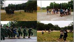 珠海唐家湾野战拓展训练基地