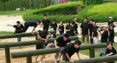 珠海易乐园拓展训练基地项目:横